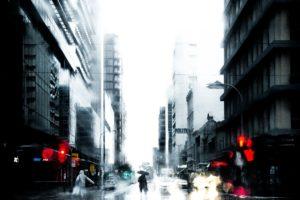 city, Street