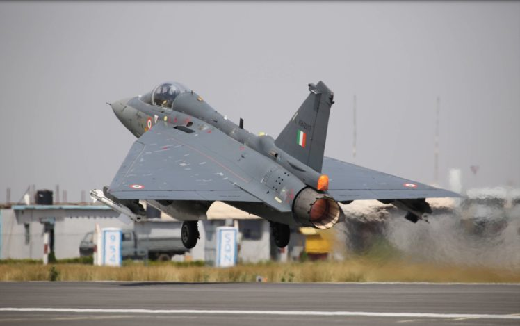 Indian Air Force, LCA Tejas HD Wallpaper Desktop Background