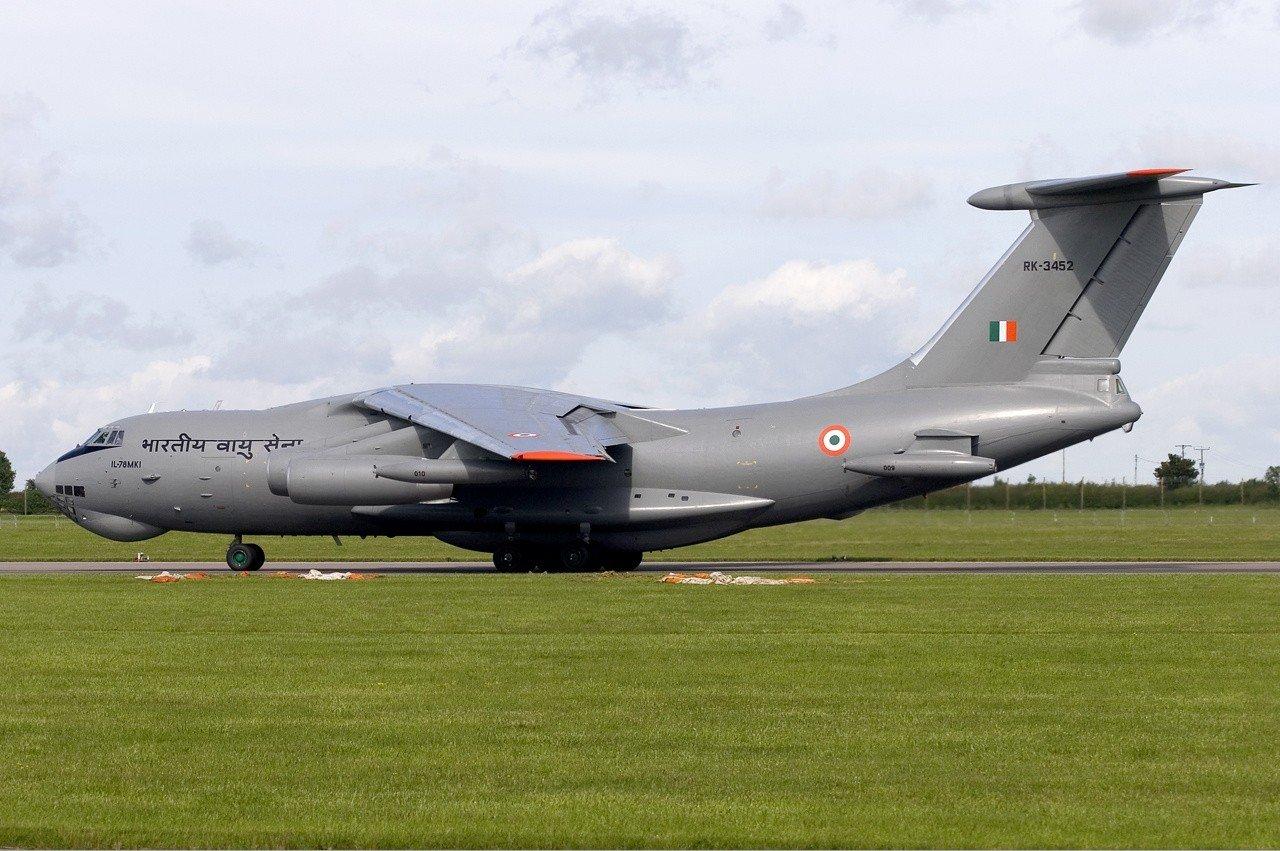 Indian Air Force, Ilyushin Il 78 HD Wallpapers / Desktop