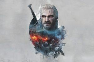 Geralt of Rivia, The Witcher 3: Wild Hunt, CD Projekt RED, Video games