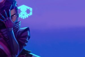 Sombra (Overwatch), Overwatch, Blizzard Entertainment, Video games, Hacking