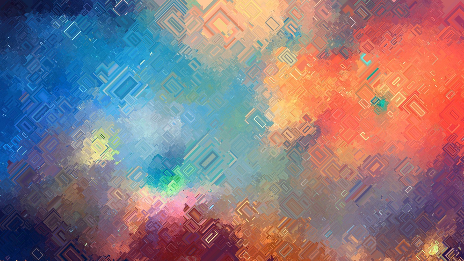 Abstract, Colorful, Digital Art HD Wallpapers / Desktop