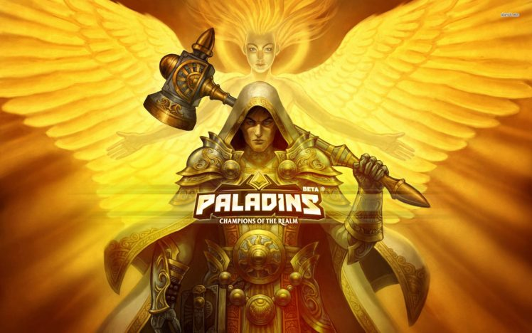 spes salutis paladin hd wallpapers desktop and mobile