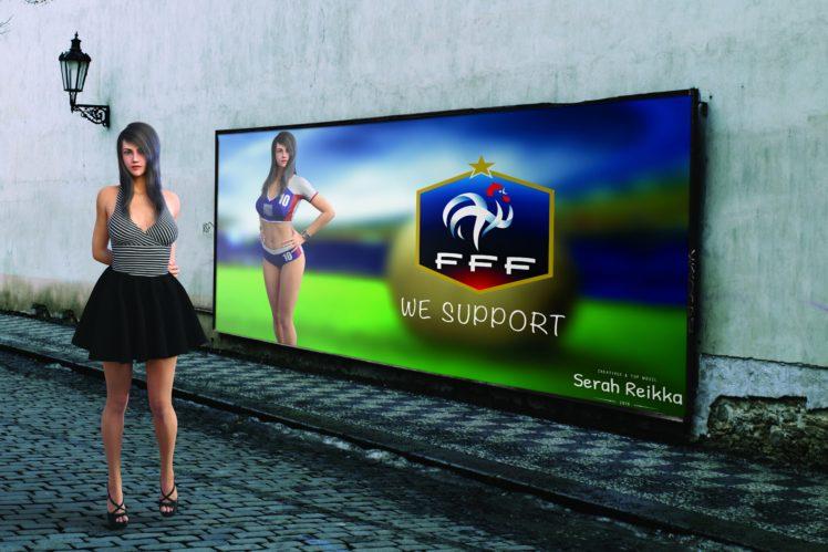 black advertisements women serah reikka belly french black dress black hair