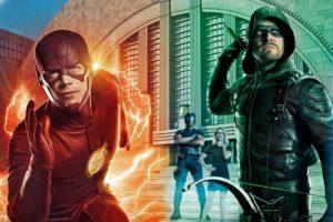 DC Universe, Flash, Supergirl, Legendsoftomorrow, Arrow (TV series)