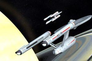 Star Trek, Science fiction, Render