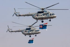 Indian Air Force, Mil Mi 17, Military