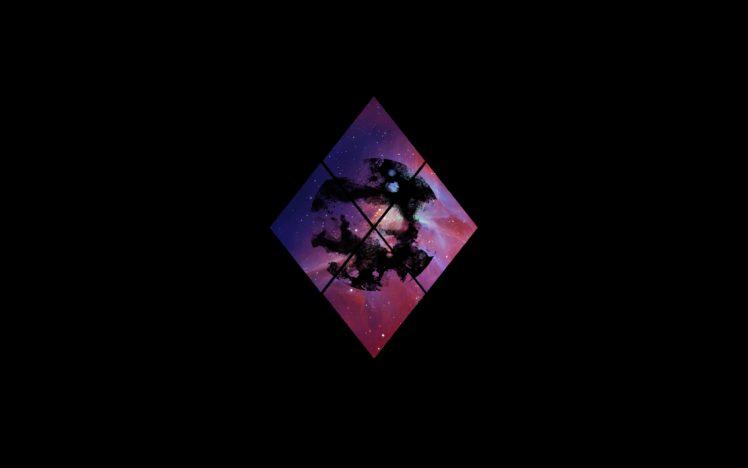 geometry, Galaxy, Space, Moon HD Wallpaper Desktop Background