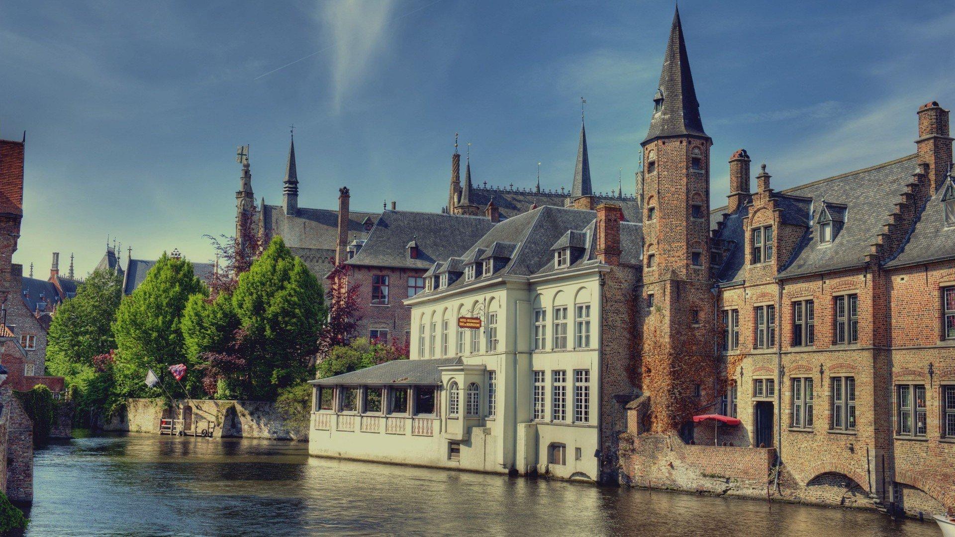 Architecture building bruges belgium town old for Mobel brugge
