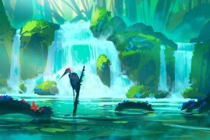 illustration, Fantasy art