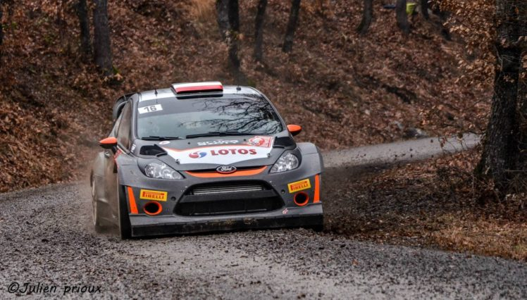 Robert Kubica, Wrc, Race cars, Rallye, Rally cars, Ford Fiesta HD Wallpaper Desktop Background