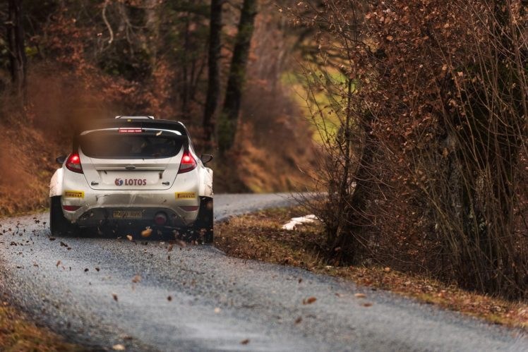 Wrc, Race Cars, Rallye, Rally Cars, Ford Fiesta, Fall