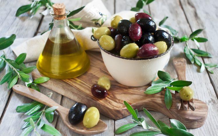 food, Olives HD Wallpaper Desktop Background