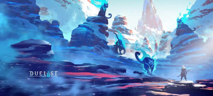 Duelyst, Video games, Artwork, Digital art, Concept art HD Wallpaper Desktop Background