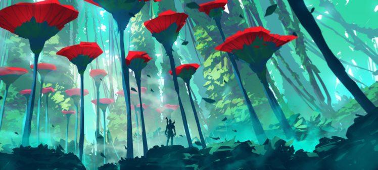 Duelyst, Video games, Artwork, Digital art, Concept art HD Wallpaper Desktop Background