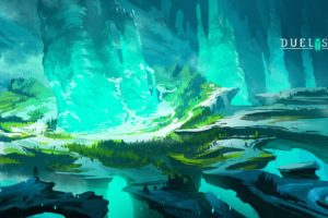 Duelyst, Video games, Artwork, Digital art, Concept art