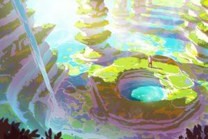 Duelyst, Concept art, Artwork, Digital art, Video games