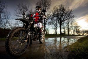motocross, Water, Helmet