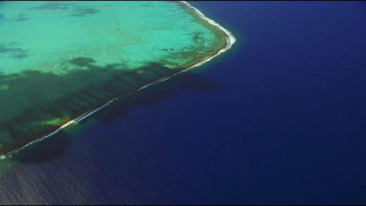 The Last Reef, Landscape, Lagoon HD Wallpaper Desktop Background