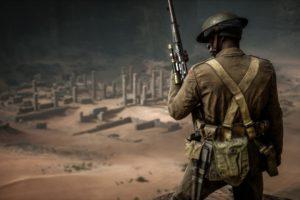 video games, Battlefield 1