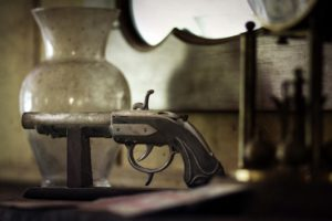 weapon, Gun