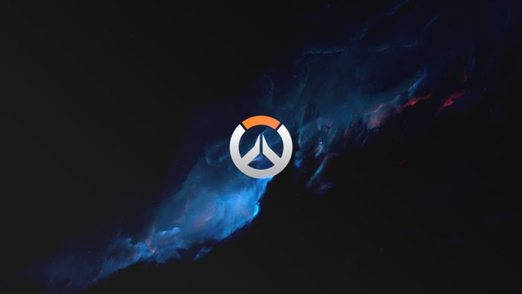 Overwatch, Logo, Surreal HD Wallpaper Desktop Background