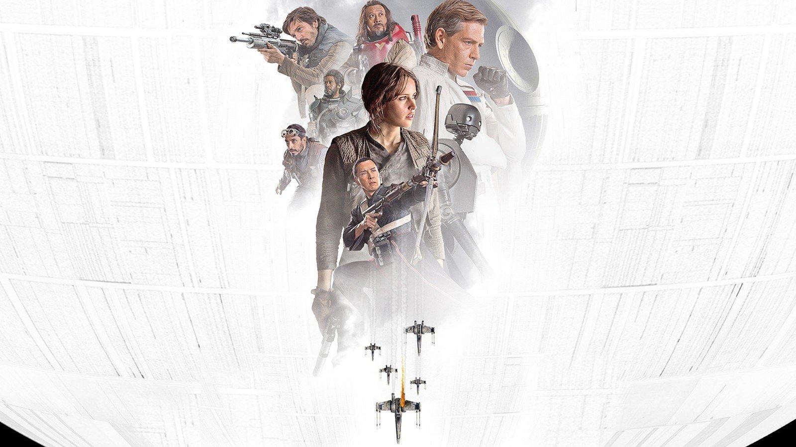 Star Wars Rogue One Wallpaper: Felicity Jones, Star Wars, Rogue One: A Star Wars Story HD