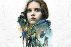 Felicity Jones, Star Wars, Rogue One: A Star Wars Story