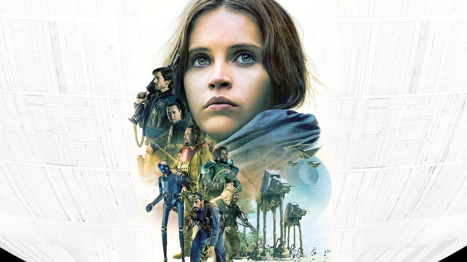Felicity Jones Star Wars Rogue One A Star Wars Story Hd