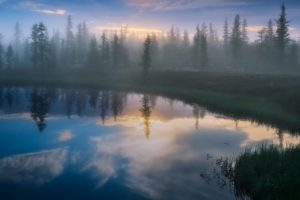photography, Landscape, Water, Morning