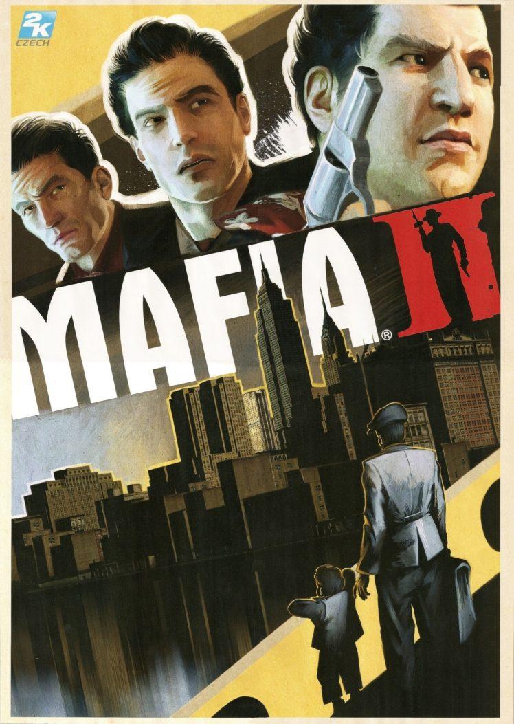 Mafia II, Artwork HD Wallpaper Desktop Background