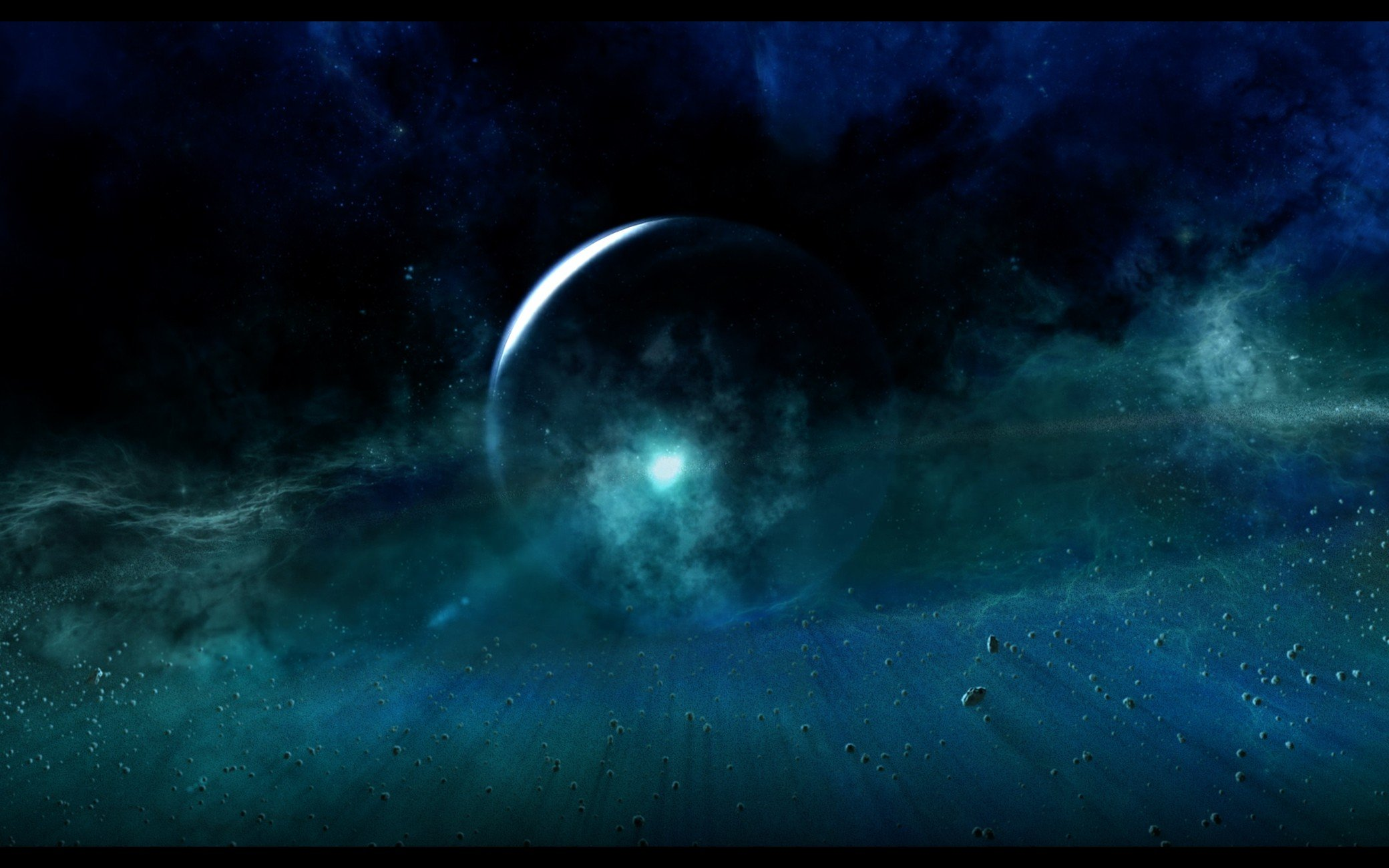 Halo Master Chief Collection Space Galaxy Planet Hd Wallpapers