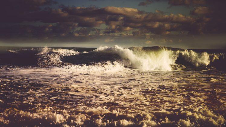 nature, Beach, Water HD Wallpaper Desktop Background