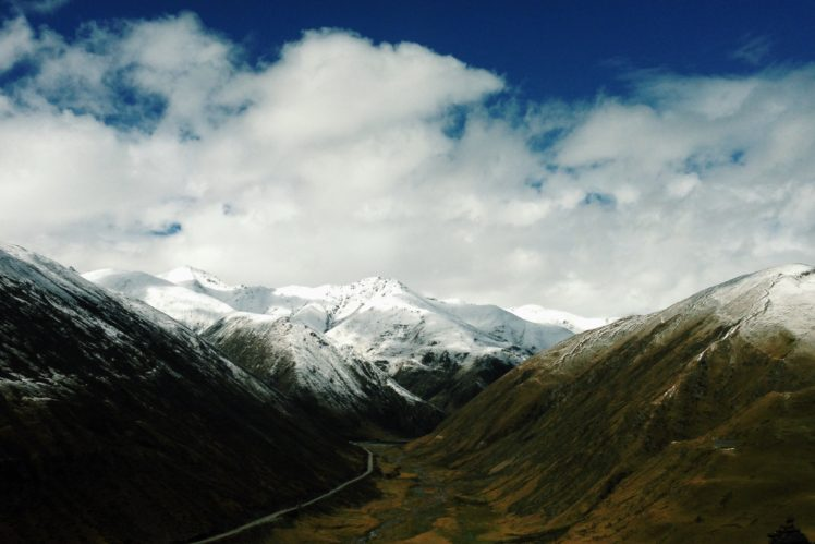 nature, Snow, Trees HD Wallpaper Desktop Background