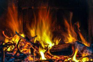 fire, Long exposure