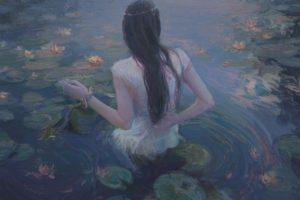 fantasy art, Water