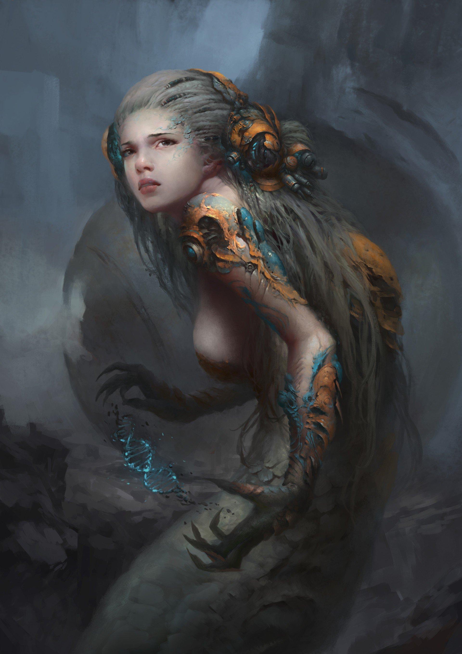 magic, Fantasy art, Fantasy girl Wallpaper