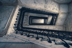 building, Stairway