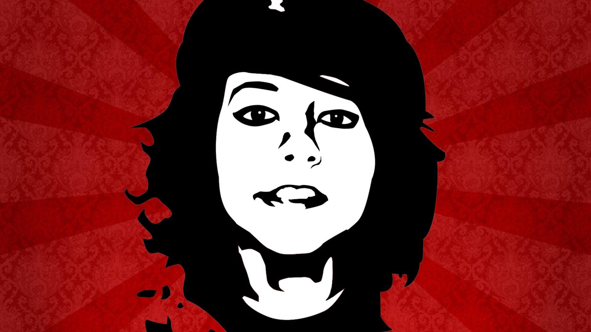 revolutionary, Boxxy, Che Guevara, Communism, Genderswap