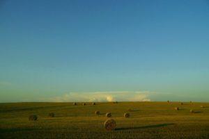 landscape, Poland, Sky