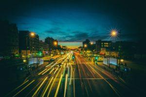 street, Signs, Urban, Traffic, Long exposure, Paris