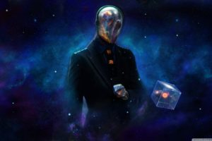 magic, Lights, Galaxy, Last Man Standing: Killbook of a Bounty Hunter, Wallpaperwide.com