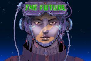 futuristic, Comics, Cyberpunk