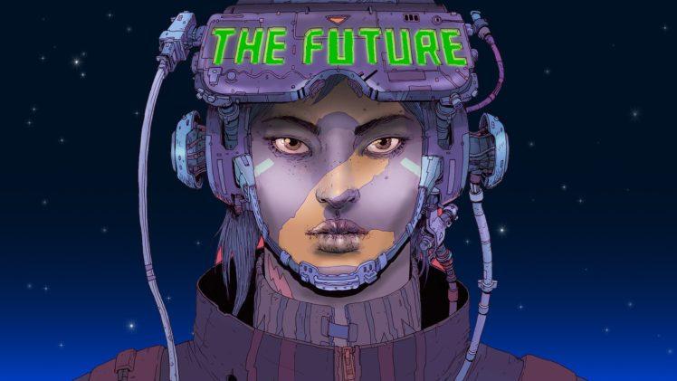 futuristic, Comics, Cyberpunk HD Wallpaper Desktop Background
