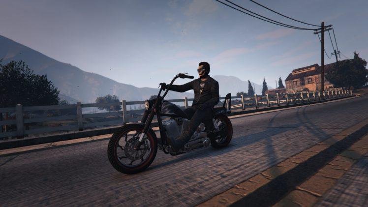 Grand Theft Auto Online, Grand Theft Auto V HD Wallpaper Desktop Background