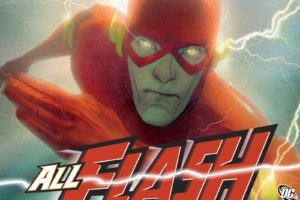 Flash, Superhero