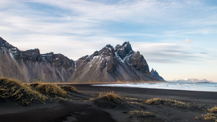 Iceland Nature Mountains Landscape Hd Wallpapers