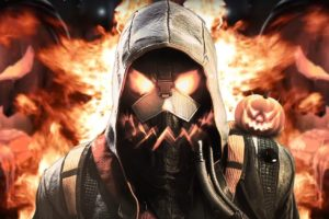 Halloween, Robot, Killzone: Shadow Fall, Killzone