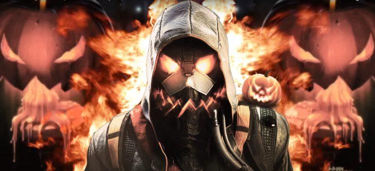 Halloween, Robot, Killzone: Shadow Fall, Killzone HD Wallpaper Desktop Background