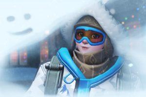 Overwatch, Snow, Mei (Overwatch)